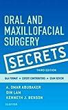 img - for Oral and Maxillofacial Surgery Secrets, 3e book / textbook / text book
