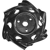 Manyo - Cuchilla de cortacésped de metal, 23,5