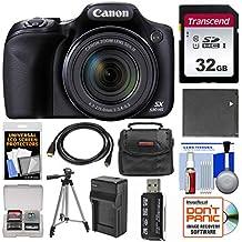 Kit para cámara digital Canon Powershot SX530HS WiFi y accesorios (12unidades)