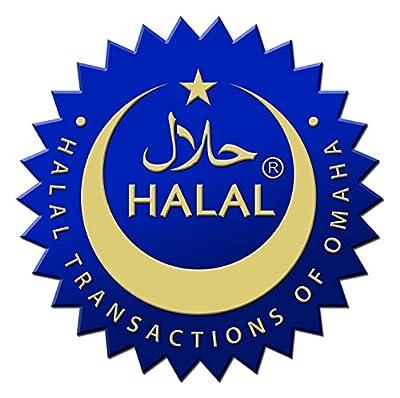 Creekstone Farms Halal Certified Premium Ground Beef Patties