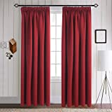 Nicetown Home Fashion Thermal Insulated Blackout Tie-up Window - Best Reviews Guide