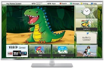Panasonic Viera TX-L47ET60B 47-Inch Widescreen Full HD 1080P 3D ...
