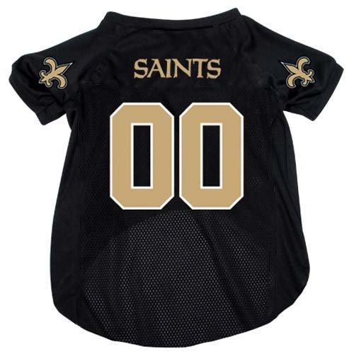New Orleans Saints Pet Dog Football Jersey MEDIUM by NFL