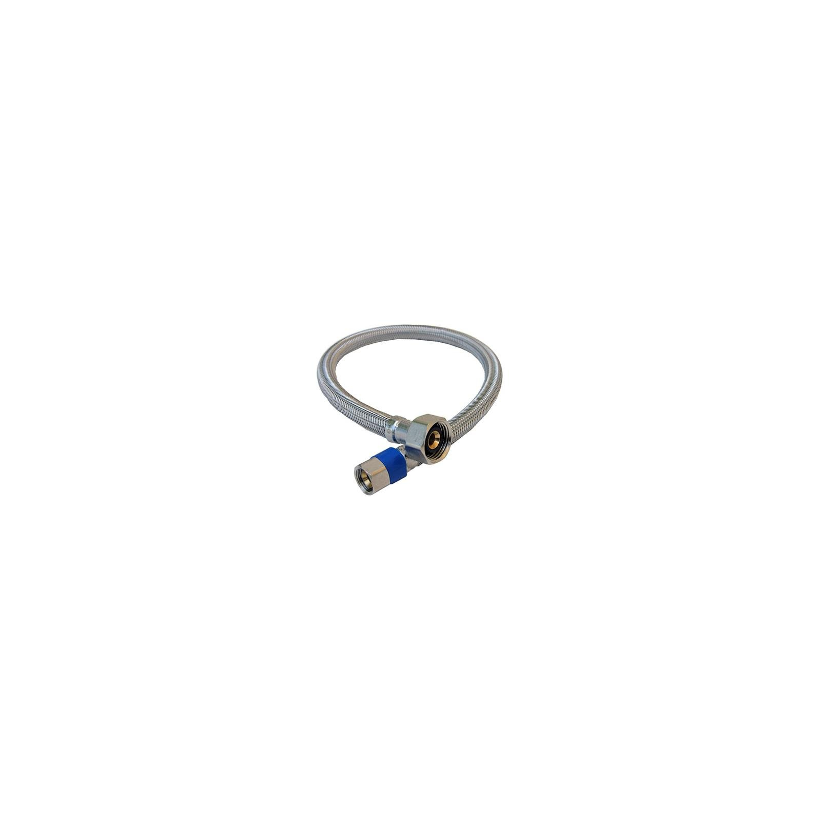 Larsen Supply 10-0117 Faucet Connector, Stainless-Steel, 3/8-In. Compression x 1/2-In. Female Iron Pipe x - Quantity 10