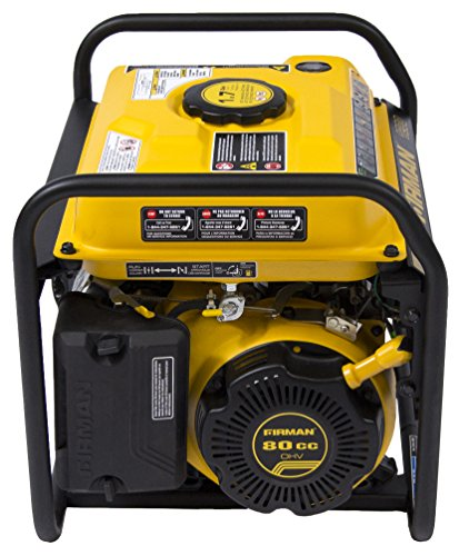 Firman-P01202-1200-Watt-Gas-Powered-Recoil-Start-Portable-Generator-with-OHV-Engine