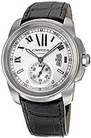 Cartier Men's W7100037 De Cartier Leather Strap Watch by Cornerwind Media