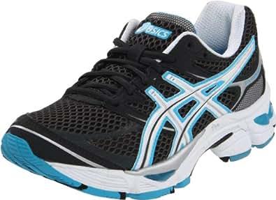 ASICS Women's GEL-Cumulus 13 Running Shoe,Carbon/White/Maui Blue,13 M US