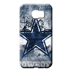 samsung galaxy s6 edge Brand PC For phone Cases cell phone carrying cases dallas cowboys