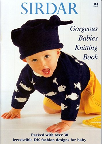 Amazon Sirdar Gorgeous Babies Knitting Book 264 Knitting