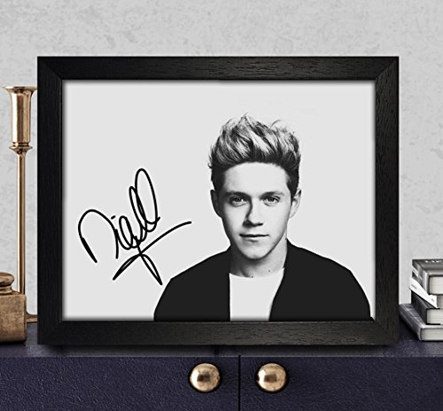 Niall Horan Signed Autographed Photo Reprint Rp Pp - One Direction