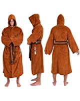 Star Wars Jedi Master Fleece Costume Bathrobe