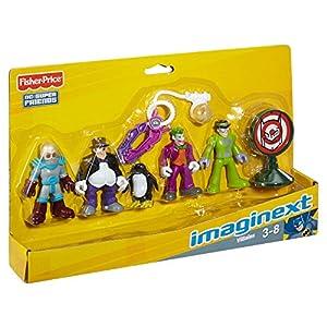 Fisher-Price Friends Imaginext DC Super Villains Action Figure