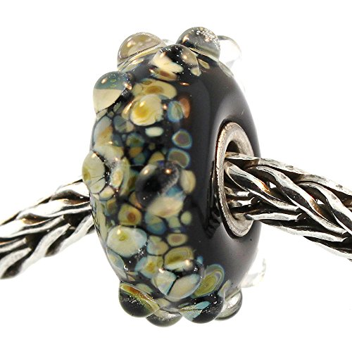 Authentic Trollbeads Glass 61378 Milan
