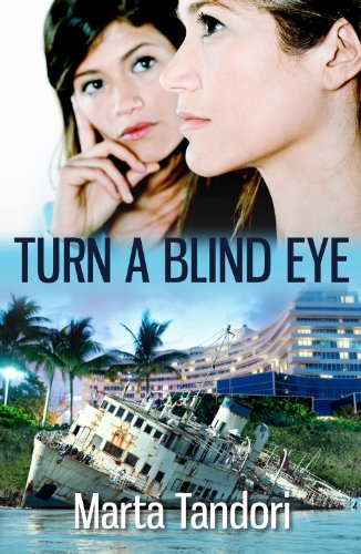 TURN A BLIND EYE (A Florida Murder Mystery)