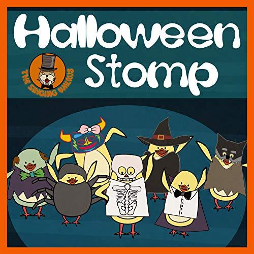 Ve Interactive Halloween (Halloween Stomp (Interactive))