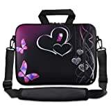 Dance butterflies 13″ 13.3″ inch Notebook Laptop Shoulder Case Carrying Bag for Apple Macbook pro 13/Macbook Air 13/Samsung/DELL XPS inspiron/HP/TOSHIBA 830/SONY SD4/ASUS B23/ACER/LENOVO Thinkpad X1/GATEWAY, Best Gadgets