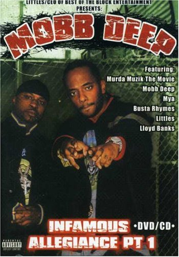 MOBB DEEP - INFAMOUS ALLEGIANCE PT 1 DVD/CD
