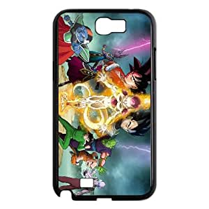 Samsung Galaxy N2 7100 Cell Phone Case Covers Black Dragon Ball Gt With Nice Appearance as a gift V2106615