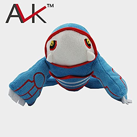 Amazon.com: Pokémon o/Como Kyogre 7.9 inch o 8 inch de poké ...