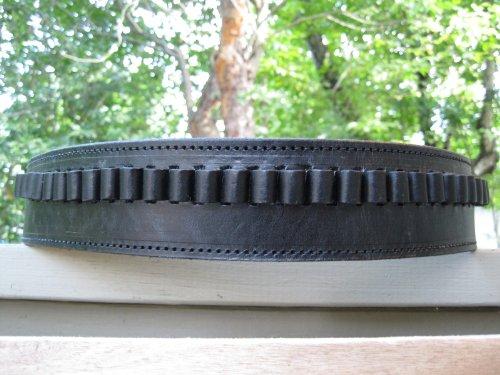 42 Black Western Belts (42