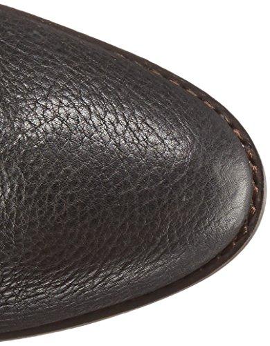 Chanceuse Lk-pembe Genou Haute Botte Noir Femmes