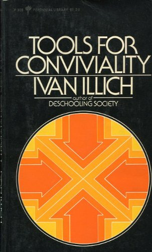 9780060803087 - Ivan Illich: Tools for Conviviality - Buch