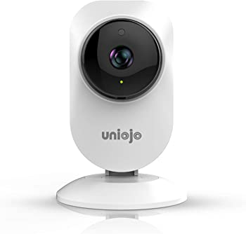 Uniojo 1080p Indoor Wireless Smart Security Camera