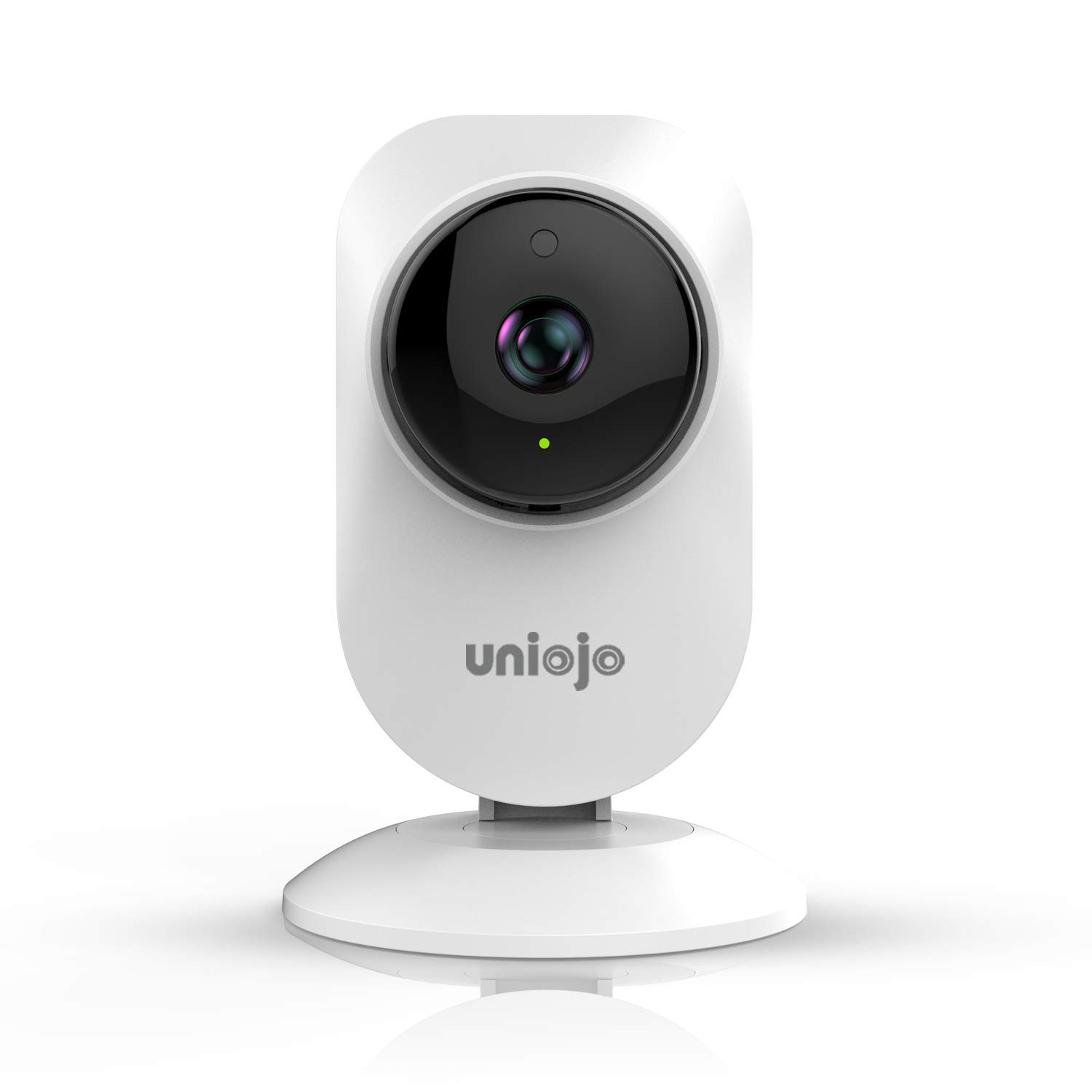 Home Camera Indoor,UNIOJO 1080P HD WiFi Camera,Compatible with Alexa for Home/Office/Baby/Pet Monitor with iOS, Android App - Cloud Service Available by UNIOJO