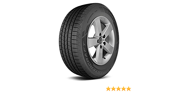 Mastercraft Stratus HT All-Season Tire 265//60R18 110T