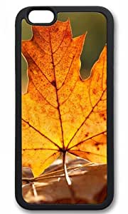 Maple Leaf Easter Thanksgiving Masterpiece Limited Design tpu black Case for iphone 6 plus by Cases & Mousepads