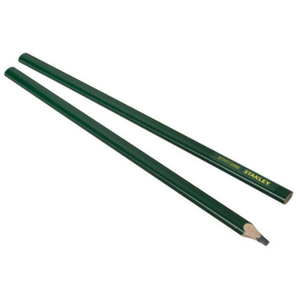 Stanley STHT1-72998 Crayon de maç on 30 cm Corps Vert