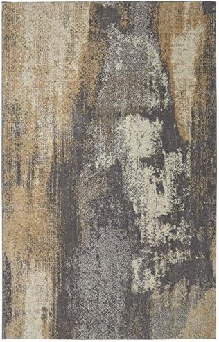 Mohawk Home Berkshire Truro Woven Rug, 8 x10 , Grey