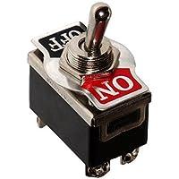 AERZETIX - Interrupteur commutateur à levier DPST ON-OFF 15A/250V 2 positions