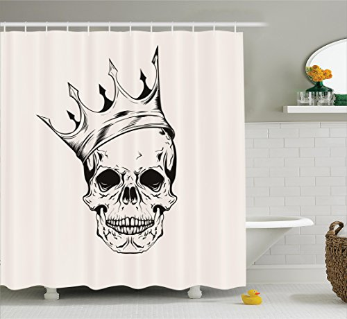 Ambesonne Decorations Collection Illustration Polyester