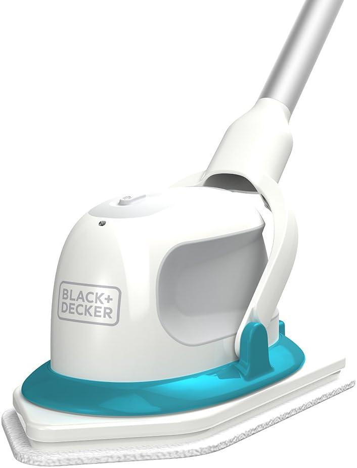 BLACK+DECKER BHPC210-GBBR Speedy Scrub White 20cm x 11cm x 12cm