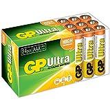 GP Batteries Ultra Alkaline AAA Batteries (Pack of 24)