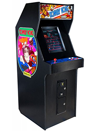 Commercial Grade Classic Upright Arcade with 60 classic games! Titles like Ms Pacman, Donkey Kong, Frogger, Galaga and more! Many options available!