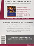 Understanding Human Differences: Multicultural Education for a Diverse America, Enhanced Pearson eText - Access Card (5th Edition)