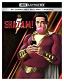 Shazam! (4K Ultra HD + Blu-ray + Digital) (4K Ultra HD)