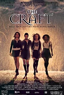 The Craft 27 X 40 Movie Poster