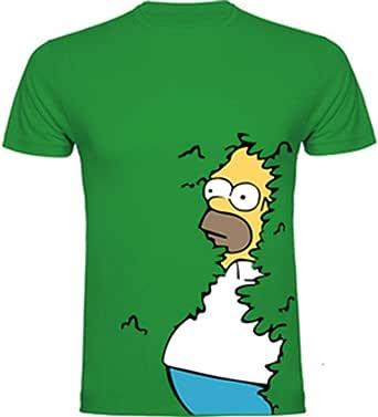 Foreverdai - Camiseta Meme Homer seto Fan Art