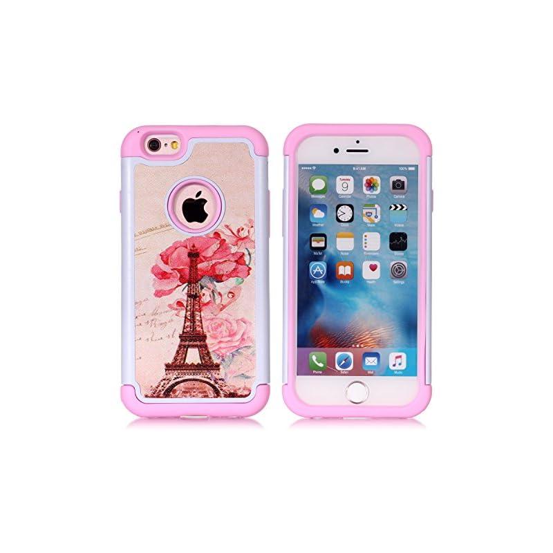 Iphone 6S Case,Iphone 6 Case - Paris Eif