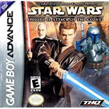 Star Wars Episode 2: Attack of the Clones - Game Boy Advance