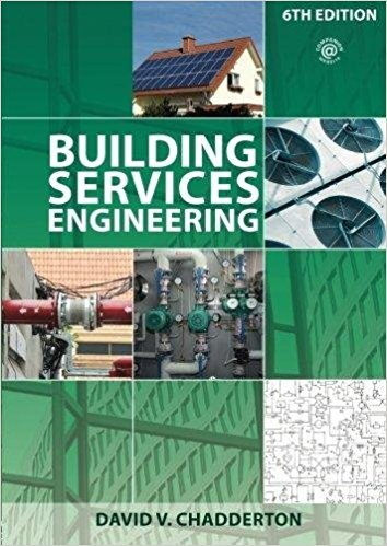 Price comparison product image Building Services Engineering,  6th Edition (Original Price £ 42.99)