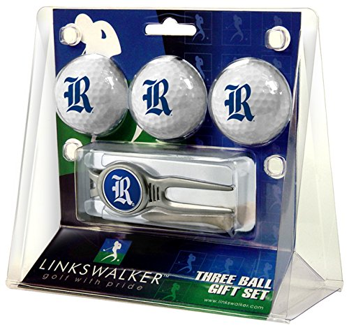 NCAA Rice University Owls - Kool Tool 3 Ball Gift Pack