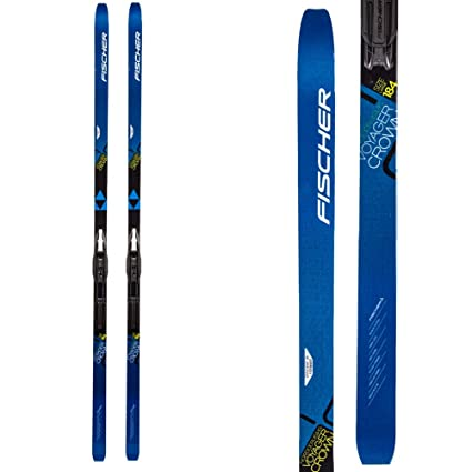Cross Country Skis For Sale Xc Ski Packages Crosscountryski Com >> Amazon Com Fischer Voyager Ef Crown Cross Country Ski With