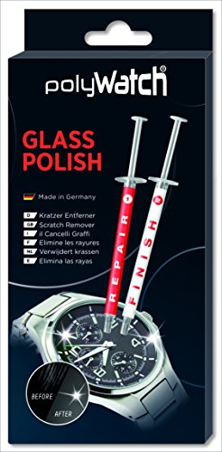 Polywatch Glass Polish All Kinds Of Glass Scratch Remover/Sapphire Scratch Remover / Repair Cell Phone Screens by polywatch (Image #1)