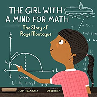 Book Cover: The Girl With a Mind for Math: The Story of Raye Montague