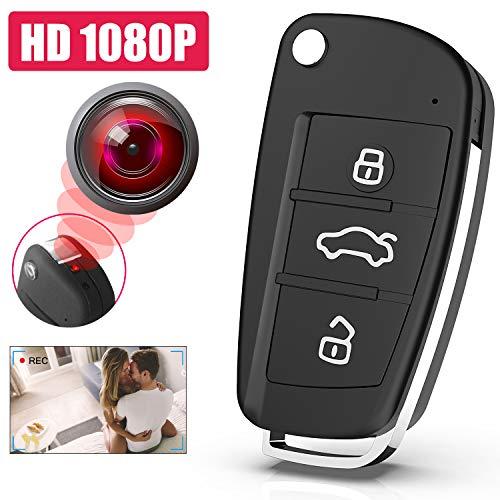 🥇 Portable Mini Keychain Video Camera