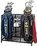 Two Bag Golf Organizer